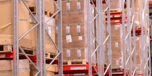 Maxi Cube Pallet Racking