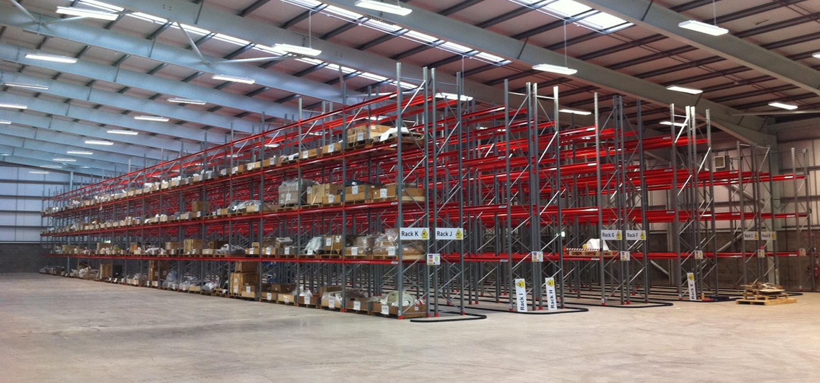 5s Methodology Warehouse And Storage Explained Thistle
