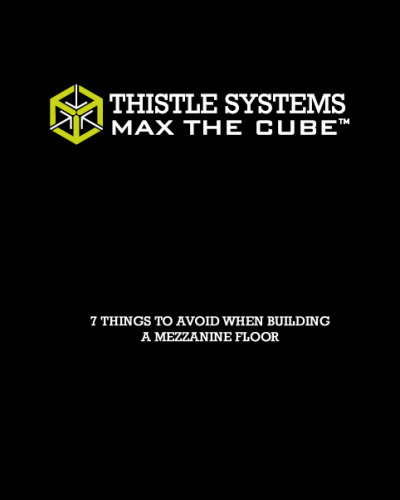 7 Things to Avoid When Building a Mezzanine Floor