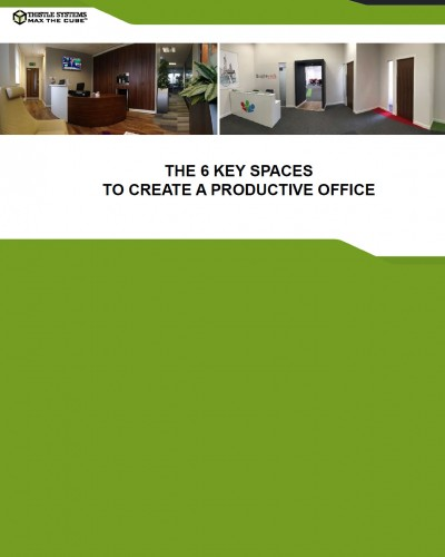 6 Key Spaces of a Productive Office