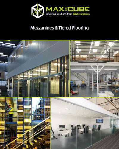 Mezzanine and Tiered Flooring