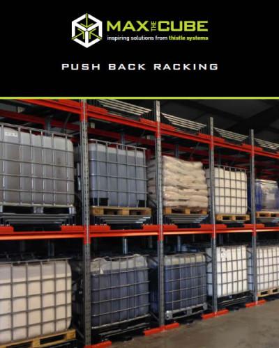 Push Back Racking