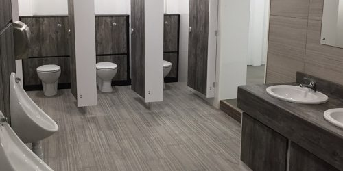 Washrooms Refurbishment