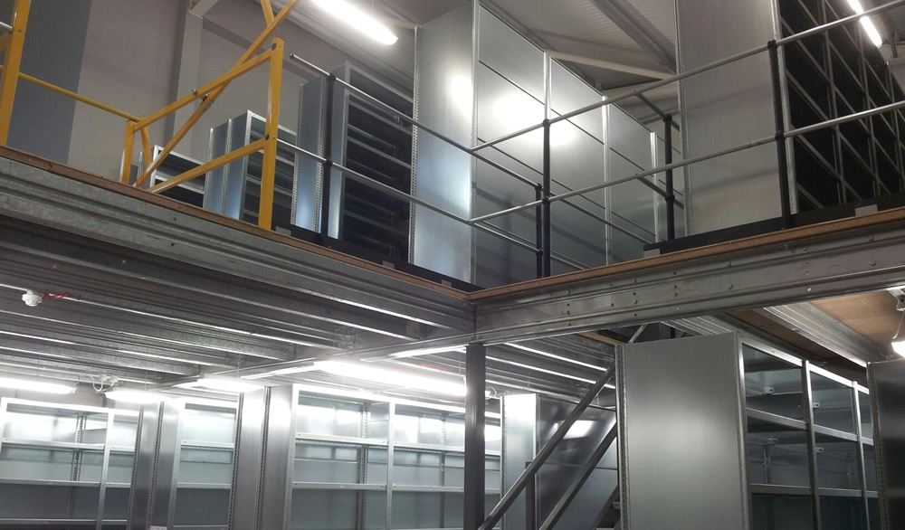 Not a Mezzanine Floor but a Floor Over Solution