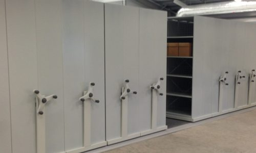 Mobile Shelving Inspection Servicing