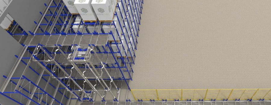 Automated Warehouse System