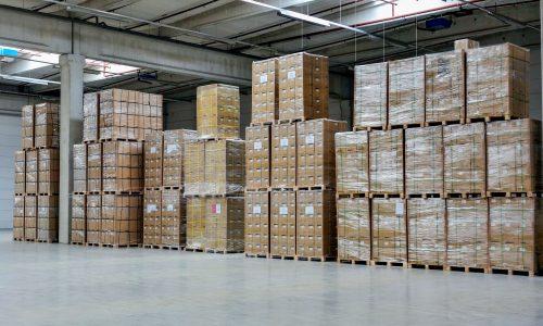 Block Stacking Warehouse
