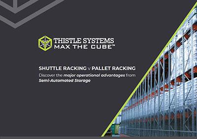 Shuttle Rack vs Pallet Racking